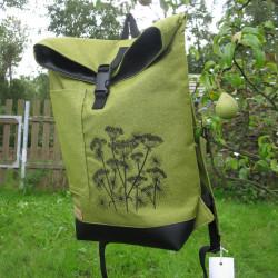 Městský batoh zelené...