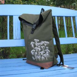 Městský batoh bedrníky